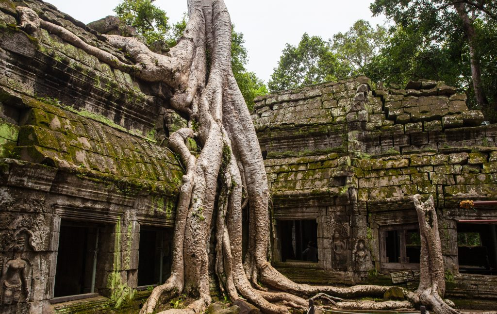 Destinations South East Asia - Cambodia