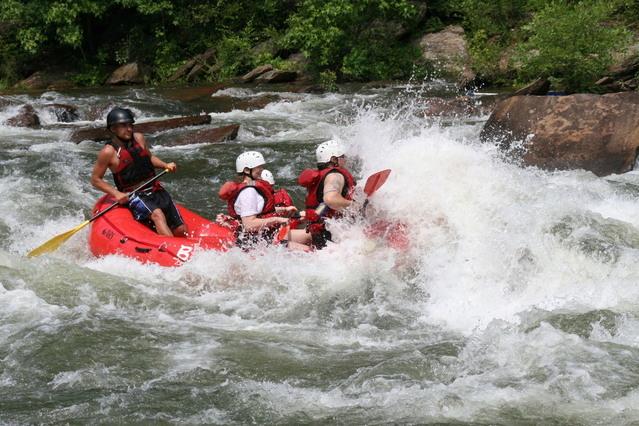 Rafting in Kota Kinabalu