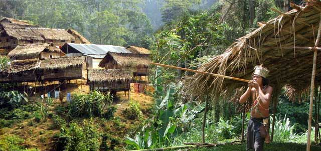 Orang Asli are the indigenous habitants of Malaysia