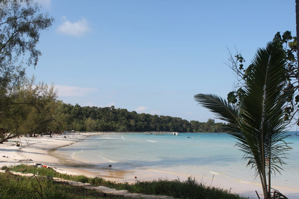 Coconut Beach on Koh Rong