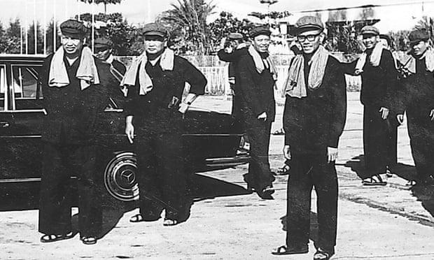 Khmer rouge leaders