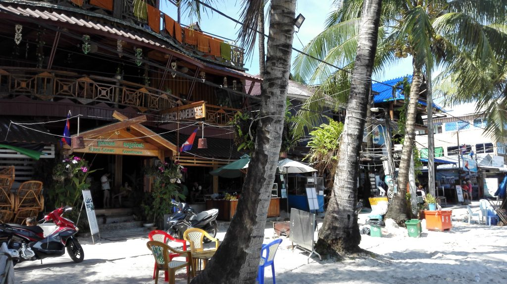 Koh Toch Village on Koh Rong