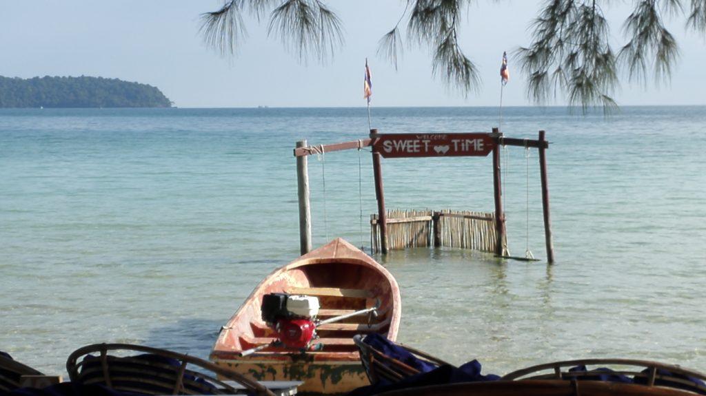 Sweet Time Resort on Koh Rong Sanloem