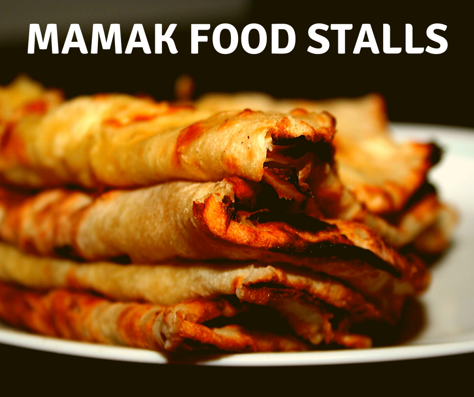 Mamak Food Stalls