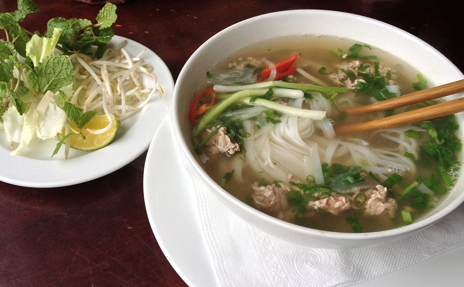 Kuy Teav is one of many must eat Cambodian foods