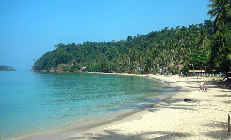 Ko Chang is one of 11 beautiful beaches in Thailand