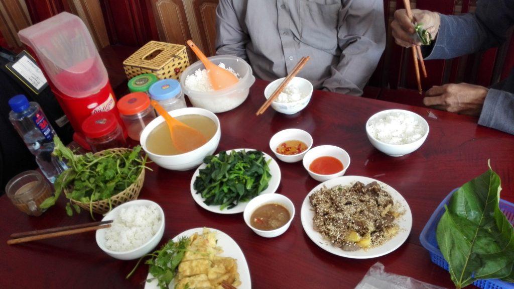 Hanoi food tour 2
