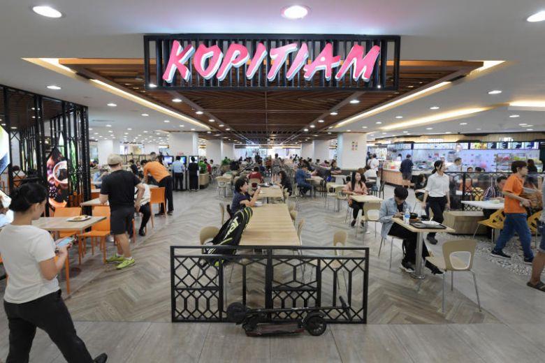 What is kopitiam?