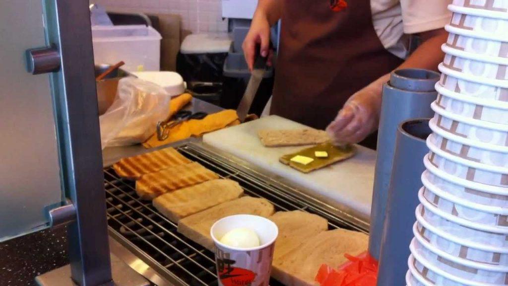 Kaya toast - must eat malaysia foods