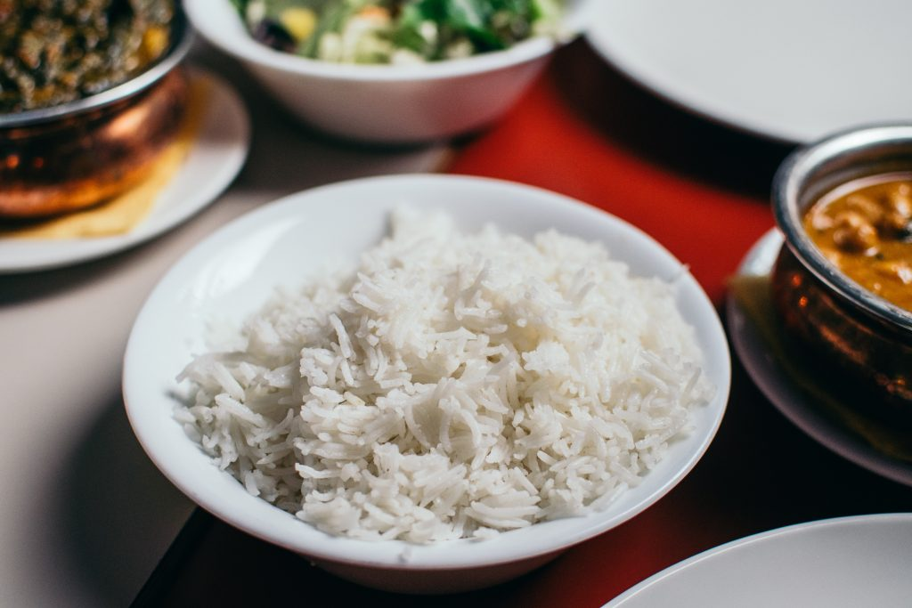 Rice is a Khmer staple
