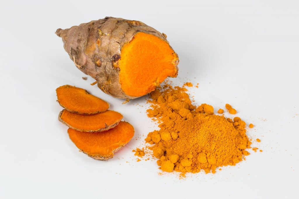 Turmeric is signifcant in Khmer cuisine