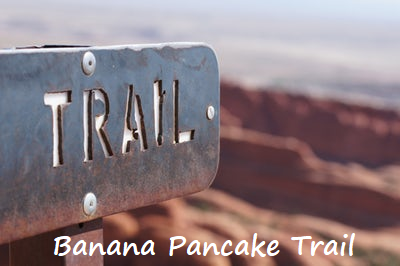Banana Pancake Trail in South East Asia
