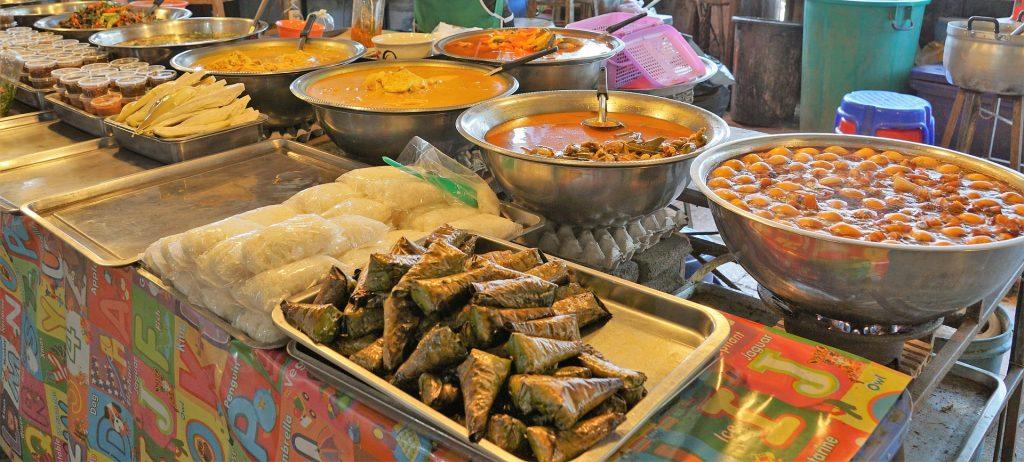 Krabi food market