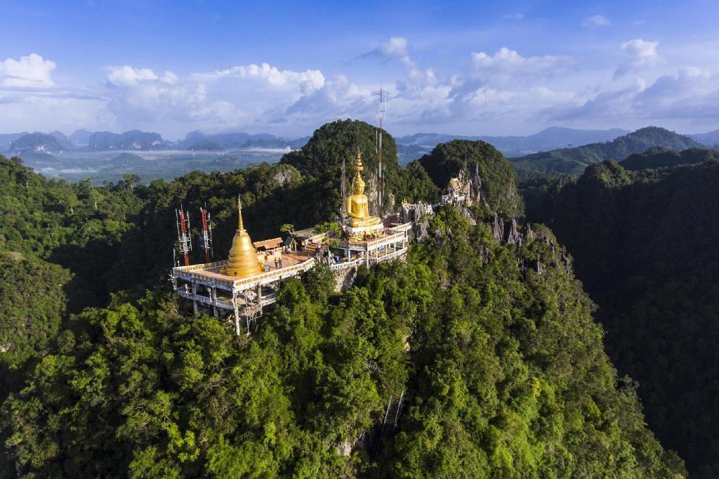 Wat Tham Seua - Things to do in Krabi