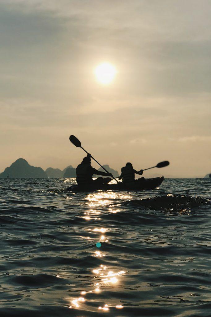 Kayaking at Ao Thalane - Things to do in Krabi