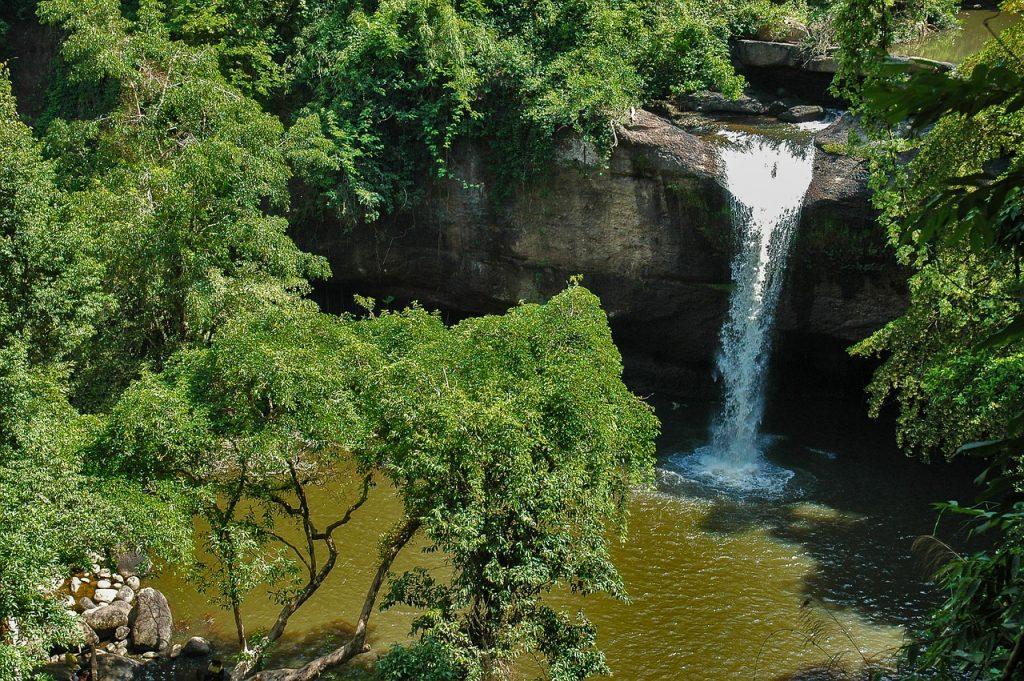 Khao Yai waterfall