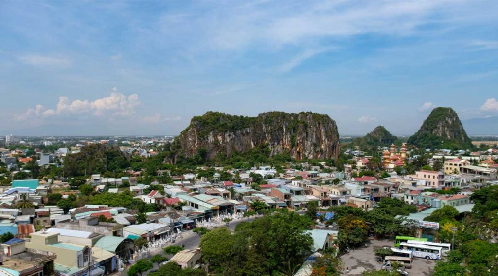Marble mountains - the ultimate Vietnam scam