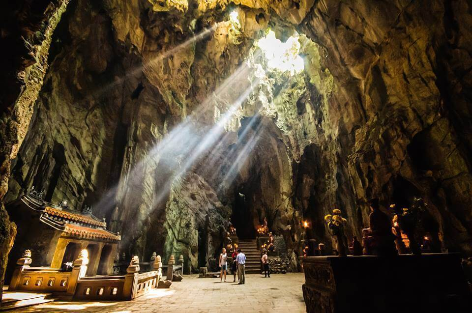 Huyen cave - the ultimate Vietnam scam