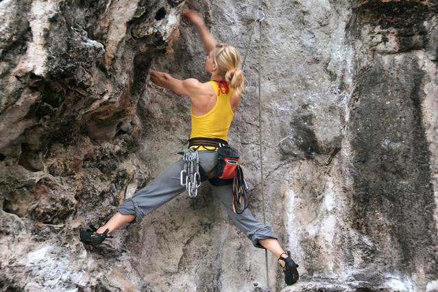 Rock climbing - Things to do in Krabi