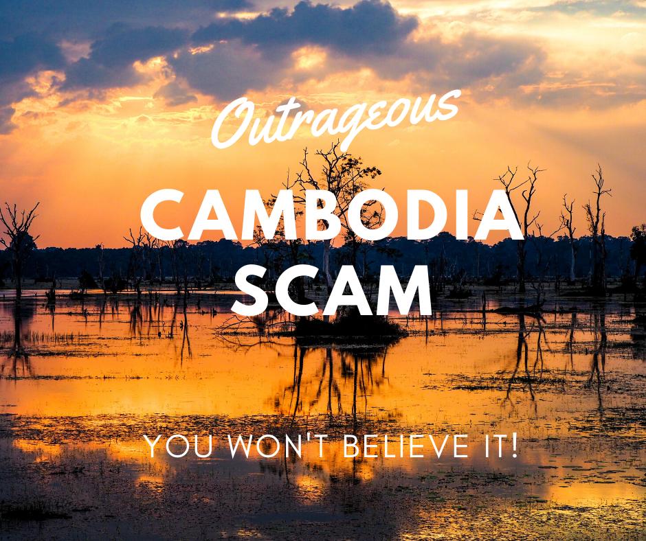 Cambodia Scam