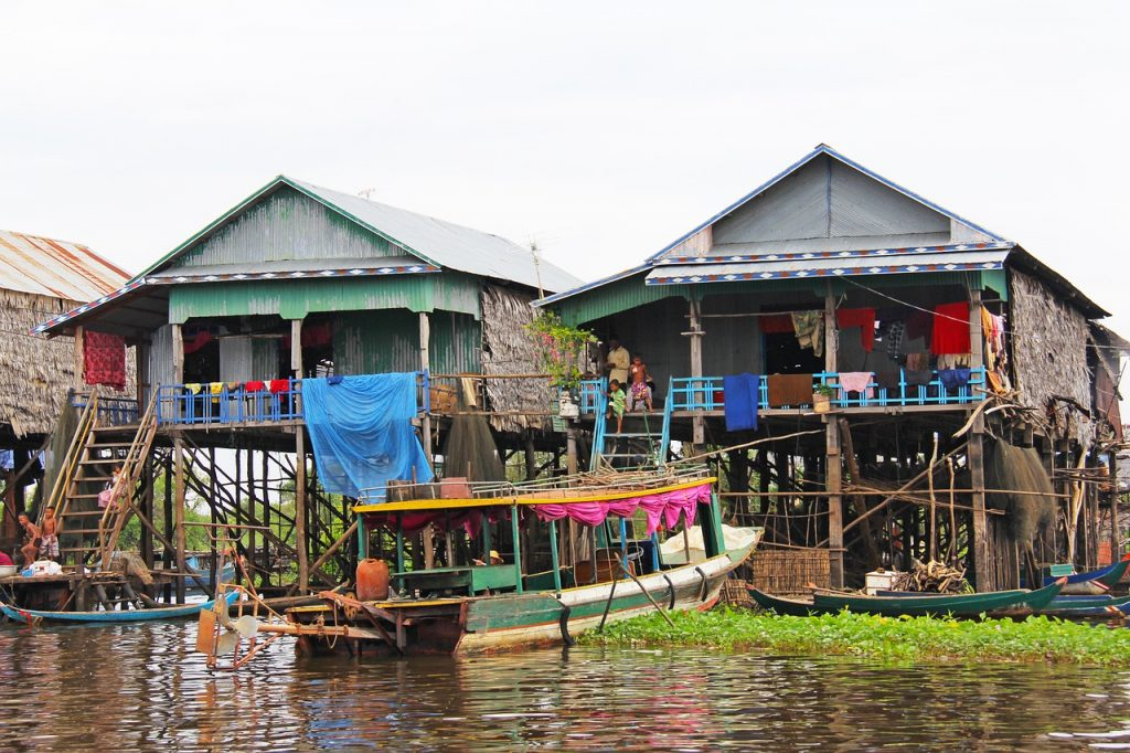 Stilted village - Things to do in Siem Reap