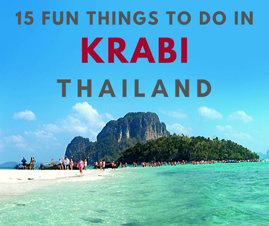 15 fun things to do in Krabi