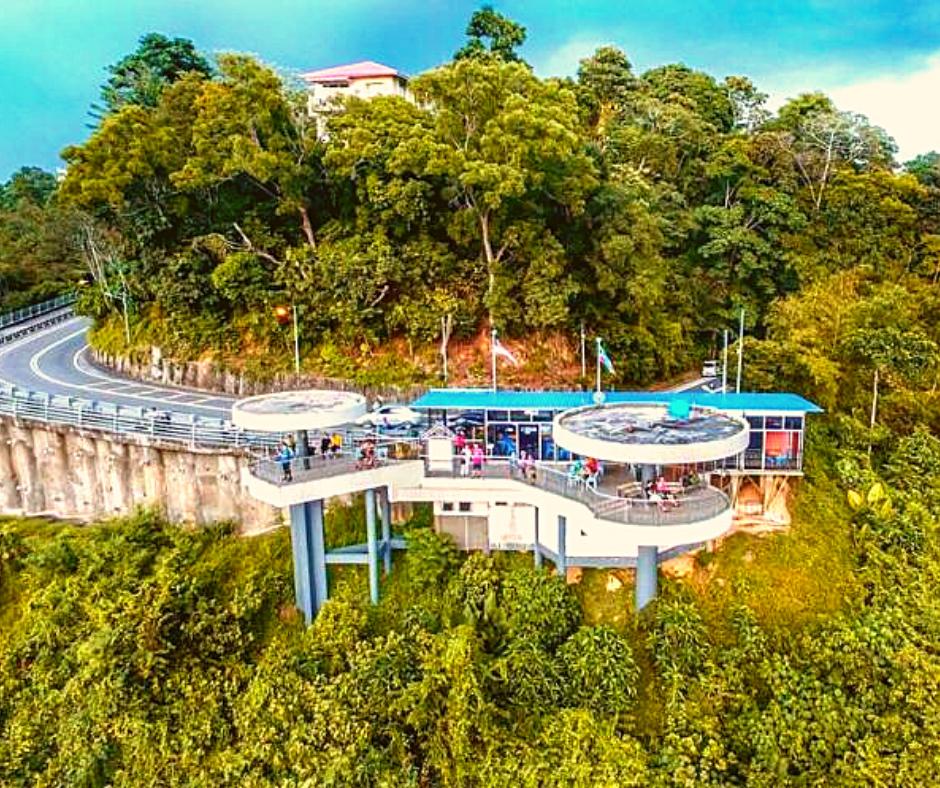 Kota Kinabalu - Signal Hill Observatory