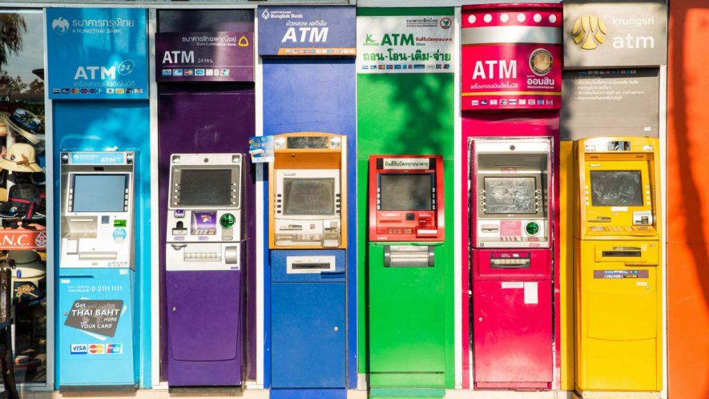 ATMs - Thailand