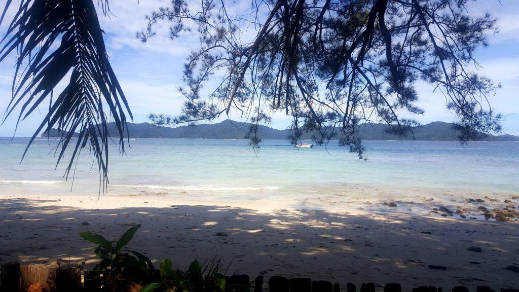 Tropical beach - Malaysia