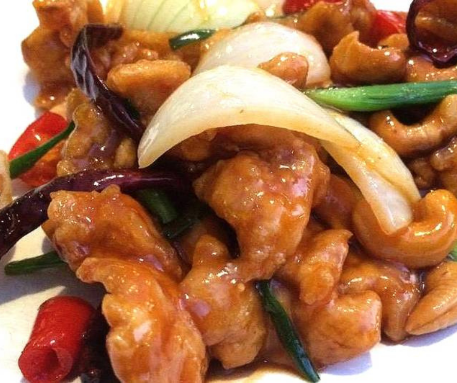 Thai Chicken Cashew #27 Best Foods in South East Asia
