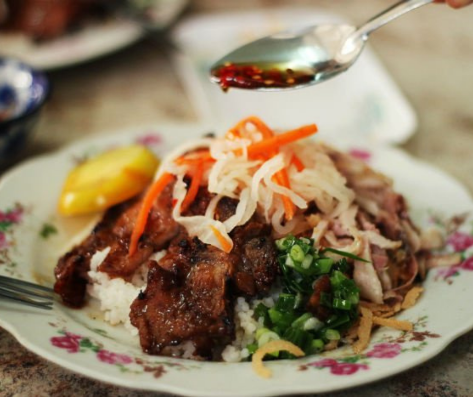 Com Tam #17 Best food in South East Asia