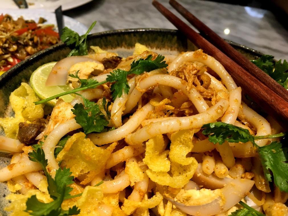 Nan Gyi Thoke #19 Best Food in South East Asia