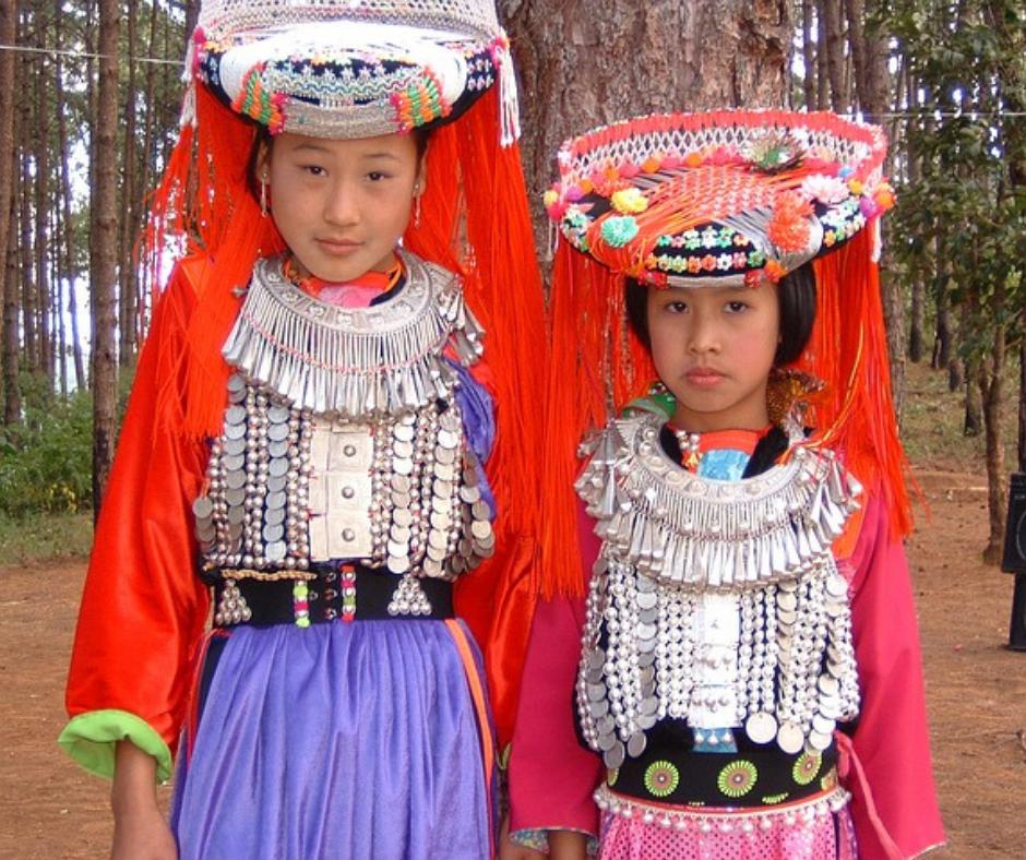 Sapa tribalgirls - Pu Luong