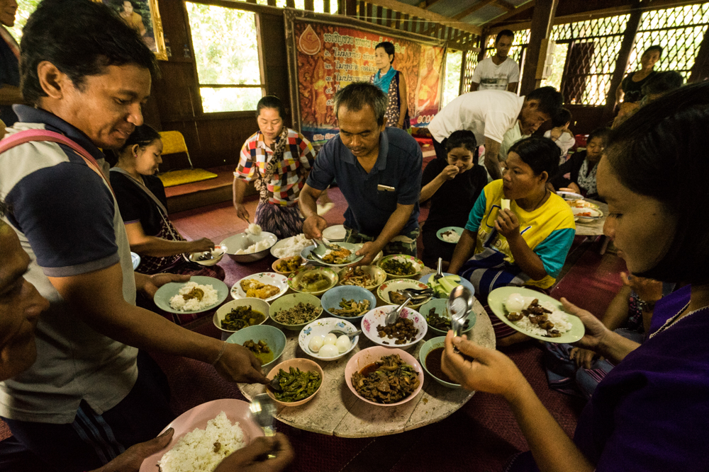 Sharing is the essence of Thai food culture