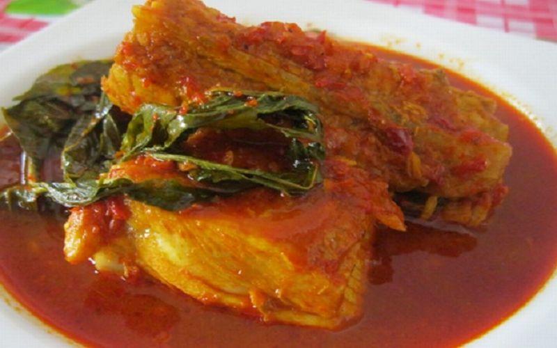 Asam pedas - 5 Malaysia food