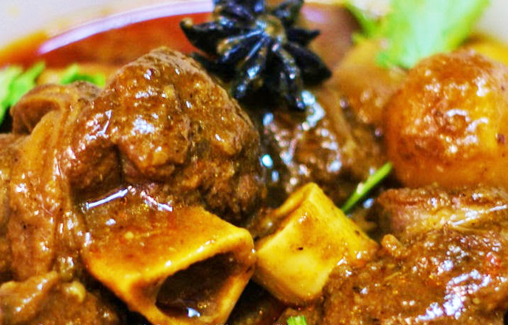 Kari Kambing - Malaysia food