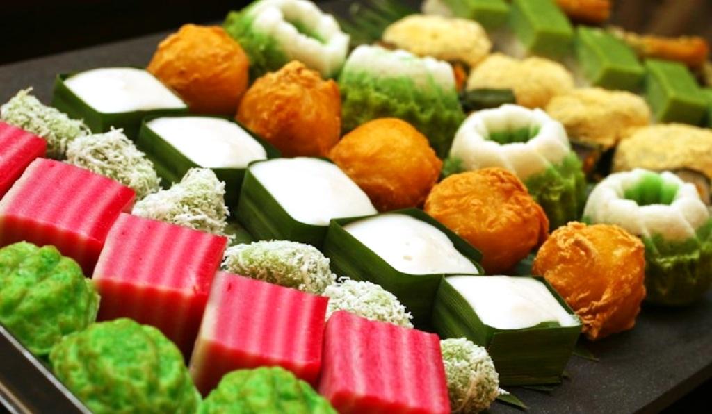 Kuih - Malaysia food