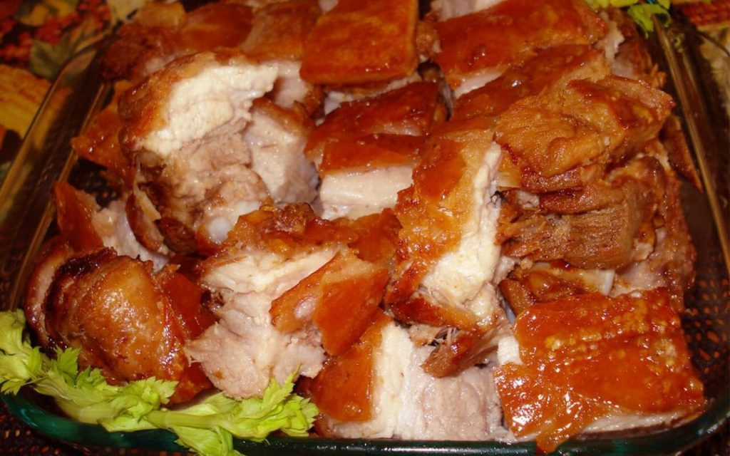 Lechon #4 Best Food South East Asia