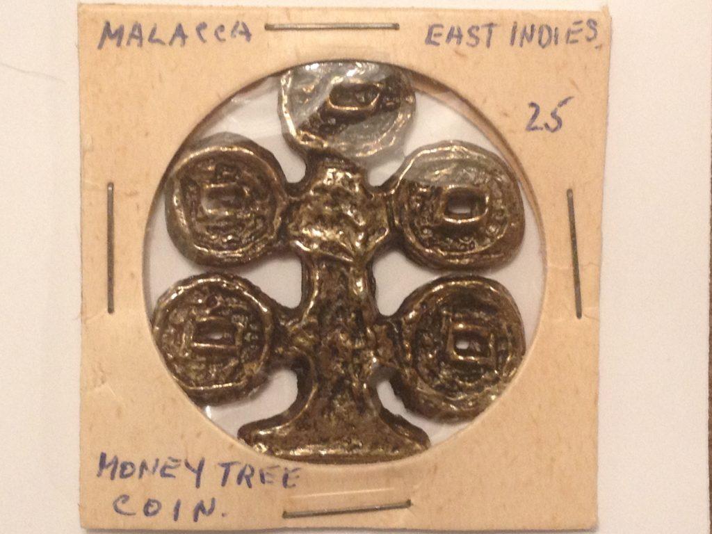 ancient Malaysia money tree