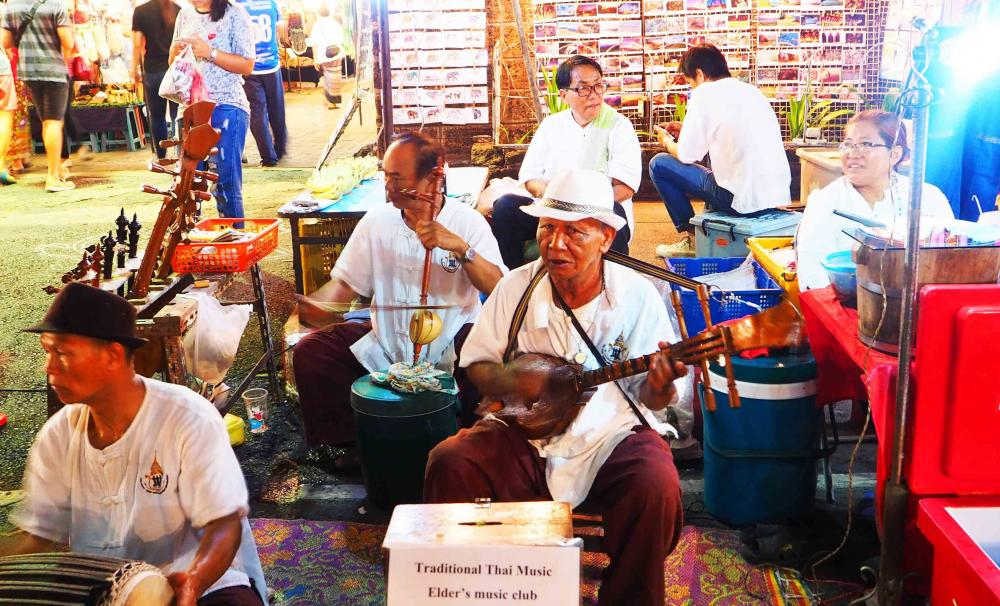 Musicians in Chiang Mai
