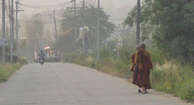 Smog in Chiang Mai