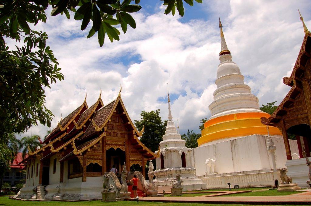 Wat Phra Sing in Chiang Mai
